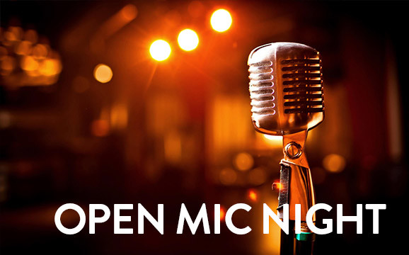 Sanibel Seafood Grille OPEN MIC NIGHT
