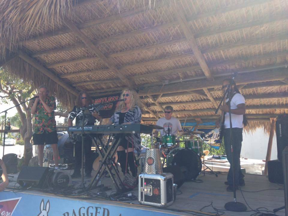 image of Relentless Fire band | Sanibel Seafood Grille