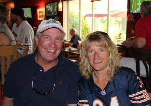 George and Wendy - Sanibel Seafood Restaurant - Contact Us